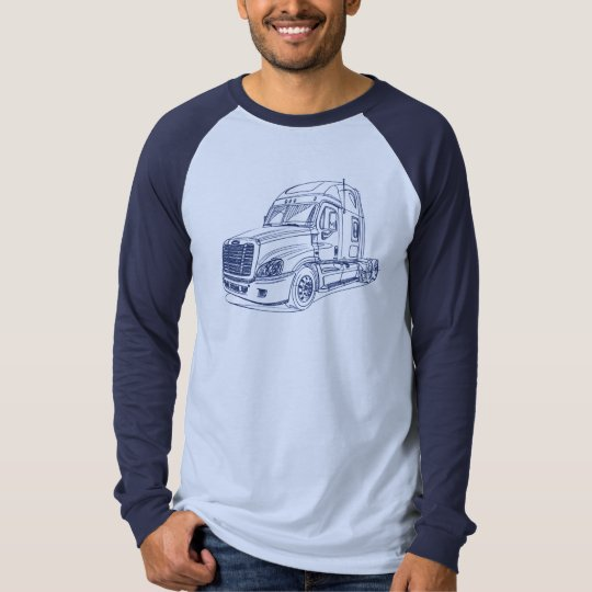 FreL Cascadia High sleeper T-Shirt