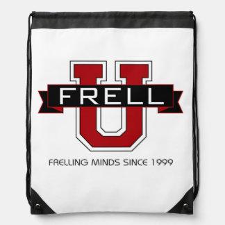 Frell U Bag Drawstring Bags