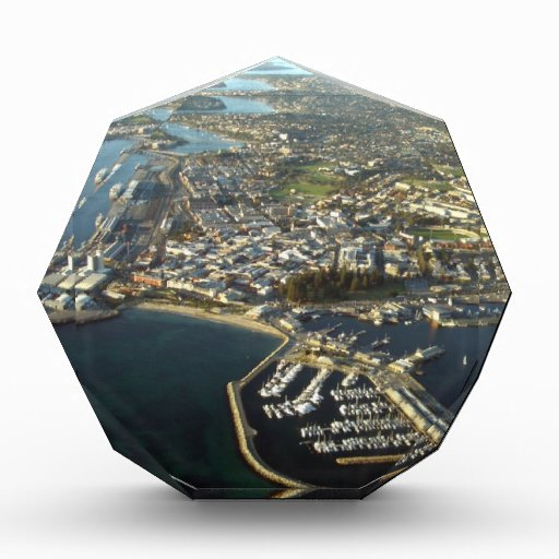 Fremantle Harbour, Western Australia Award