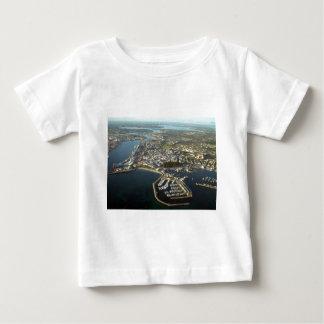 Fremantle Harbour, Western Australia Baby T-Shirt