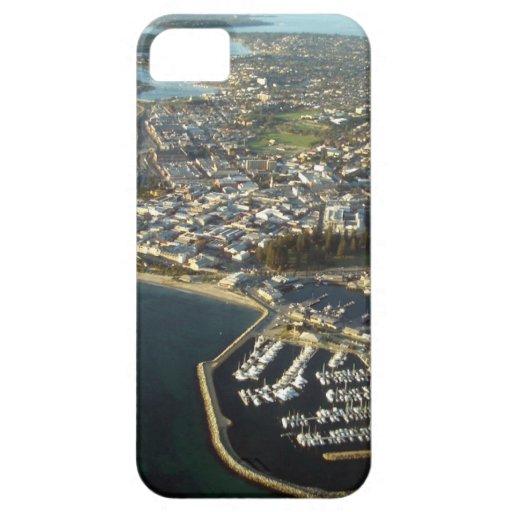 Fremantle Harbour, Western Australia iPhone 5 Cover