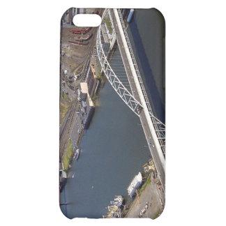 Fremont Bridge in Portland Oregon. iPhone 5C Covers