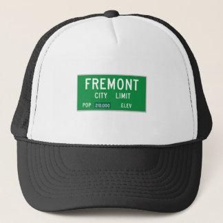 Fremont City Limits Trucker Hat