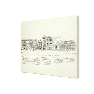 Fremont East side Market and Mission Canvas Prints