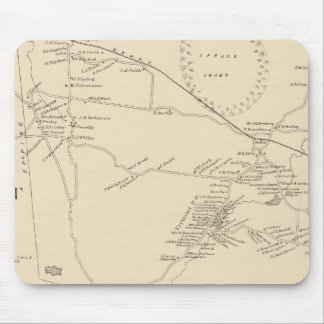 Fremont, Epping Village & PO Mouse Pad
