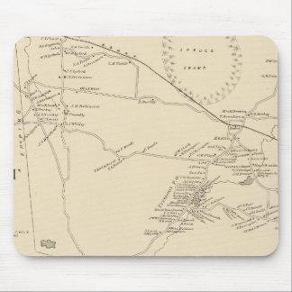 Fremont, Epping Village & PO Mousepads