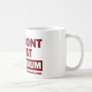 Fremont First No Stadium - Red Coffee Mug