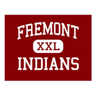 Fremont - indios - alto - Sunnyvale California Postal