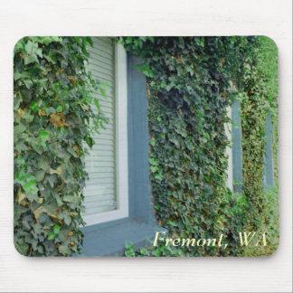 Fremont, mousepad de WA
