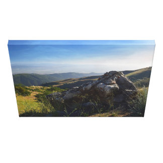 Fremont Peak State Park Gallery Wrapped Canvas