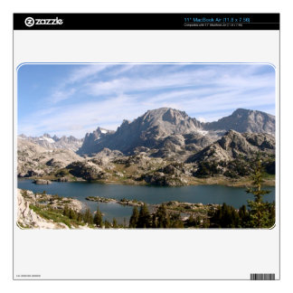 Fremont Peak Wind River range macbook skin