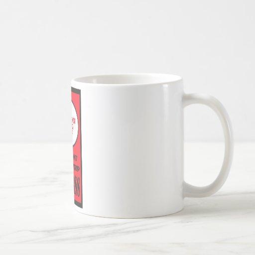Fremont Pit Pass Classic White Coffee Mug