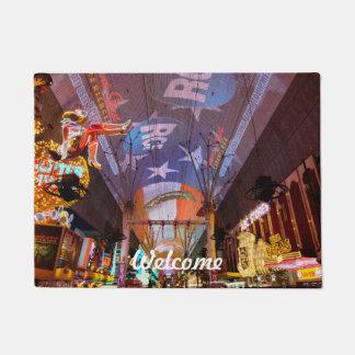 Fremont Street Experience Doormat