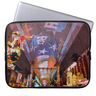 Fremont Street Experience Laptop Sleeve