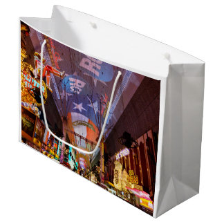 Fremont Street Experience Large Gift Bag