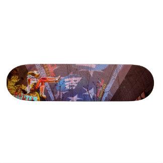 Fremont Street Experience Skateboard