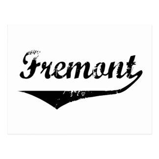 Fremont Postales