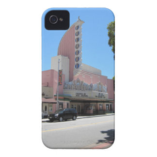 Fremont Theater, 2011, San Luis Obispo iPhone 4 Case-Mate Case