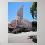 Fremont Theater, 2011, San Luis Obispo Poster
