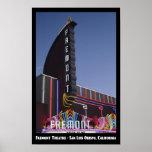 Fremont Theatre 11x17 Poster