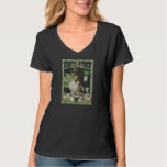 French Absinthe Fairy T-shirt