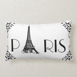French Accent Throw Pillow
