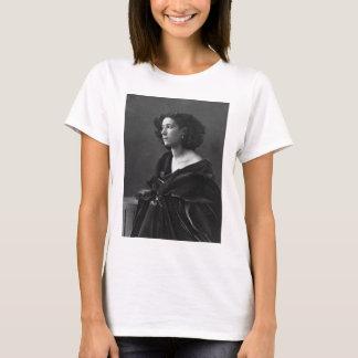 French Actress Sarah Bernhardt by Félix Nadar 1864 T-Shirt