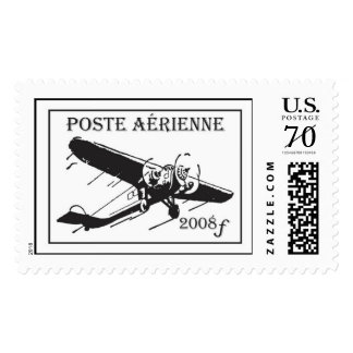 French Air Mail stamp