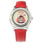 French Alice Book Cover Watches