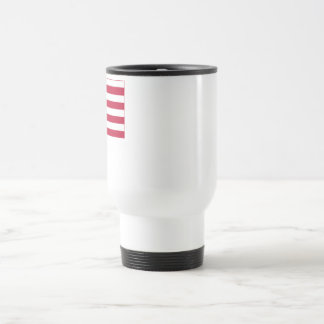 French Alliance Flag Travel Mug