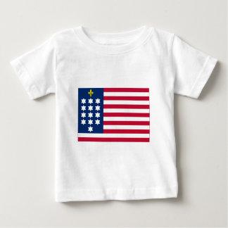 French Alliance Flag Tshirt