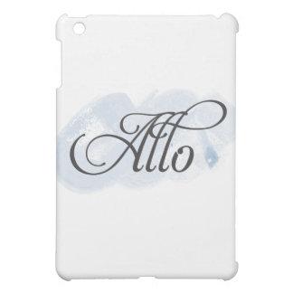 French Allo iPad Mini Cases