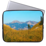 French Alps Laptop Sleeves