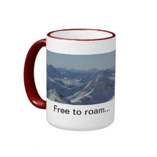 French alps mug
