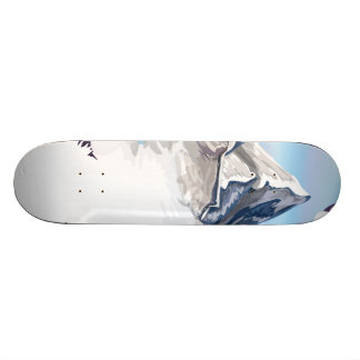 French Alps Skateboard