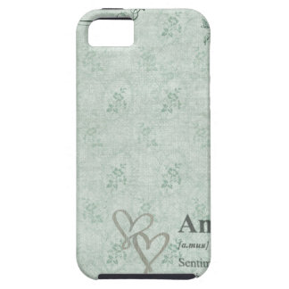 French Amour iPhone 5 Case