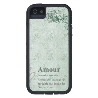 French Amour Case For iPhone SE/5/5s