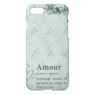 French Amour iPhone 8/7 Case