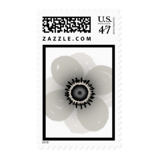 French Anemone Postage