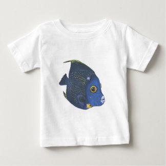 French Angelfish Baby T-Shirt
