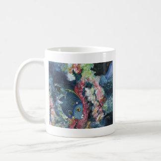 French Angelfish Coffee Mug