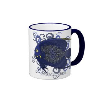 French Angelfish Mug