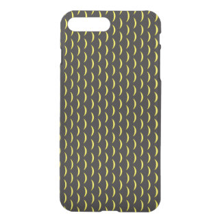 French Angelfish Scales Black and Yellow iPhone 8 Plus/7 Plus Case