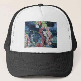 French Angelfish Trucker Hat