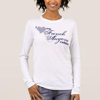 French Angora rabbit Long Sleeve T-Shirt