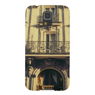 French Architecture in Paris, Yellow Photograph Galaxy S5 Cover