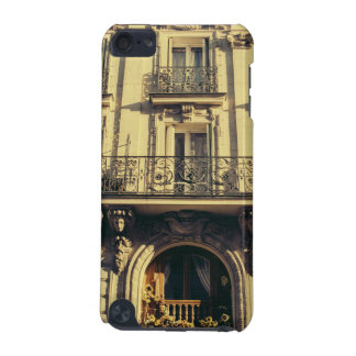 French Architecture in Paris, Yellow Photograph iPod Touch 5G Covers