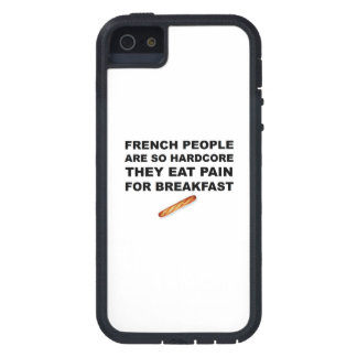 French are hardcore iPhone 5 case