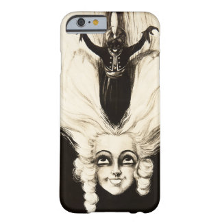 French Aristocrat Wig Hair Vintage Marionette Barely There iPhone 6 Case