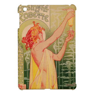 French art nouveau Absinthe Robette Cover For The iPad Mini